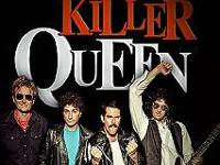 Killer Queen will be in town on 4-17-15 at Family Arena