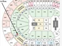 I have up to 8 seats together (hard tickets) for the