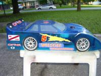 IF NEEDED OFNA 1/8 SCALE PRO DIRT LATE MODEL, update