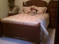 Bedroom Set Broyhill Fontana Queen Pillow Top For Sale In Jamestown New York Classified