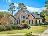 Exceptional decorators home located in Johns Creek, one