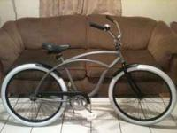 "26"" UPLAND CRUISER SINGLE SPEED WITH COASTER BRAKE IT'S"