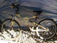 Selling a Upland Bicycle. Asking $80.00 OBO. If you