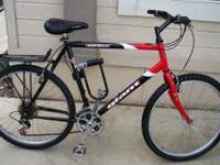 Awsome 26 inch Mountain bike. This bike is made by