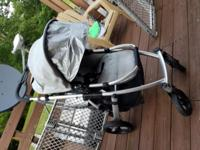 Uppa stroller in great used condition. Model 2009.