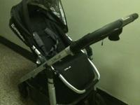 Uppababy Cruz stroller, purchased in 2013 but