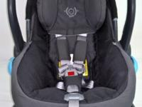 Excellent condition used 2015 Uppababy Mesa infant seat