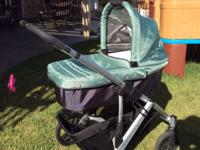 very good condition. Bought new from BuyBuy Baby in