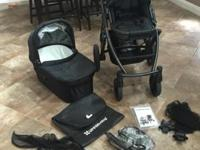 This stroller is in great condition. I paid $900 last