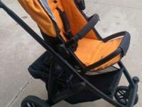 We have a used (but in great condition) Uppababy Vista
