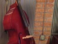 Beautiful well cared for String Bass. Purchased from