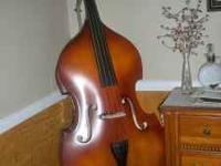 Upright bass for sale.....Only used a few times!!