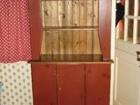 Upright, Amish made Country Cupboard from Lancaster,