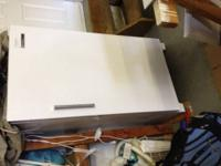 West Westinghouse High Efficiency Upright Freezer. In