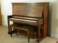 I purchased this piano 5 years ago from a dealer who