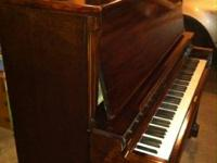Price reduced, Upright Howard Piano (A Division of