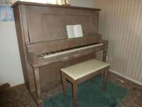 Free if you move the piano. Good working condition.