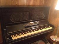 This listing is for an 1889 Upright Steinway Piano. I