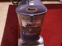 Purple shark navigator hardly used. works like new