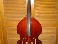 Upright Bass, Double Bass, Bass Viol, Stand up Bass,