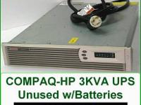 I have an unused Compac-Hewlett Packard (3KVA) and also