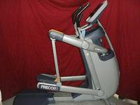 PRECOR 546i ELLIPTICALS WITH TV'S-1750 EACH   Precor