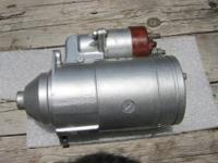 This is a brand new OEM Ural Starter for all 750cc and