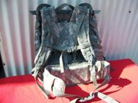 US MILITARY ACU DIGITAL LARGE BACK PACK NEW MOLLY