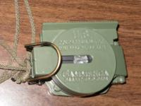US Military Cammenga magnetic compass-$50-St Simons