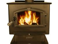 The 3000 Wood Stove is the largest plate steel stove