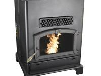 The US Stove 5520 is a fully automated pellet stove