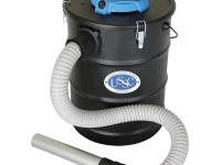 This 2 HP 6.6-gal. Ash Vacuum is designed especially to