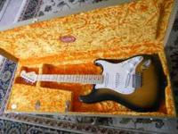 mint condition! American Fender Stratocaster 50th
