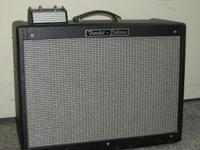 "Fender USA ""HotRod Deluxe"". This amp is all tube design"