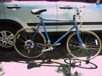 I have a USA made Giant Innova Cross bike for sale in