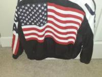 XL Leather Jacket Michael Hoban  USA
