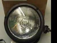 I have a few boxes of USA made mopar jeep lights they