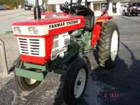 USA Refurbished Yanmar YM2000 24HP Diesel with 20HP