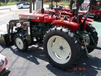 Here is a great deal on a very versatile Tractor