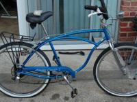 This is my personal bike that I've owned for past 10