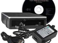 I have a band new LG super-multi USB External CD DVD +