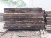 Used #1 Grade Railroad Ties for sale. Good, solid ties
