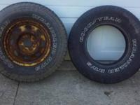 I have several pair and one single tire for sale.