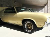 Used 1972 Oldsmobile Cutlass SE Color: Yellow