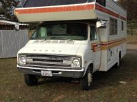 Make: Coachmen Model: Other Year: 1977 VIN Number: