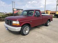Check out this 1994 Ford F-150 XL. Its transmission and