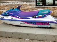 USED 1996 YAMAHA WAVE VENTURE 1100 TRIPLE  - ONLY