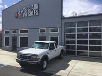 As-Is! Clearance Priced! Local Trade!  4WD ABS