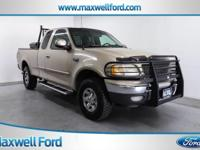 Maxwell Ford is excited to offer this 1999 Ford F-250.