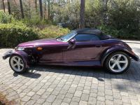 Have fun in this attention getting 1999 Purple Prowler,